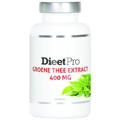 Dieet Pro Groene thee capsules (60 capsules)