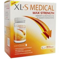 XLS Medical Max strength (120 tabletten)
