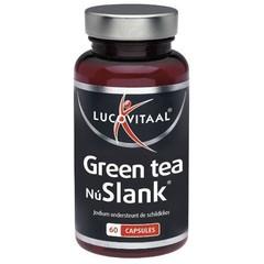 Lucovitaal Green tea (60 capsules)