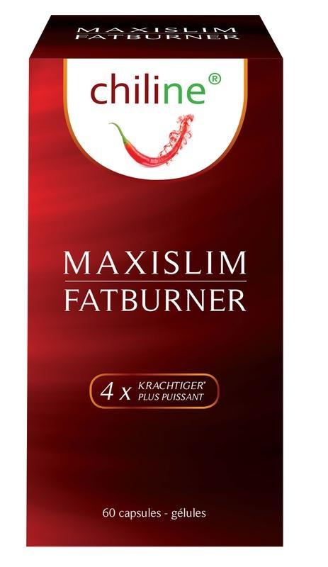 Chiline Chiline Fatburner maxi-slim (60 capsules)