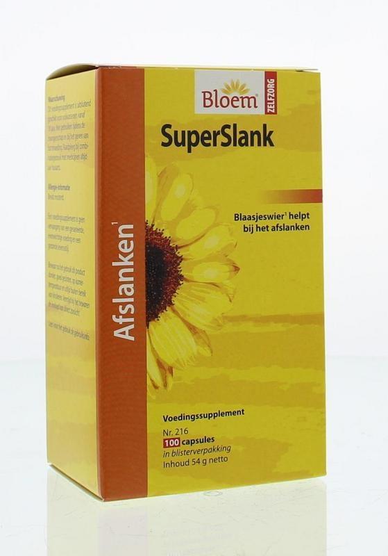 Bloem Superslank (100 capsules)