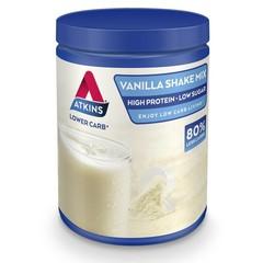 Atkins Shake mix vanilla (370 gram)