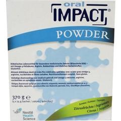 Nestle Oral impact citroen (5 sachets)