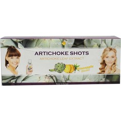 Orange Care Artichoke shots 60 ml (14 stuks)