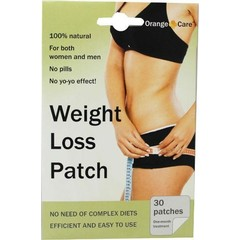 Orange Care Weight loss patch (30 stuks)