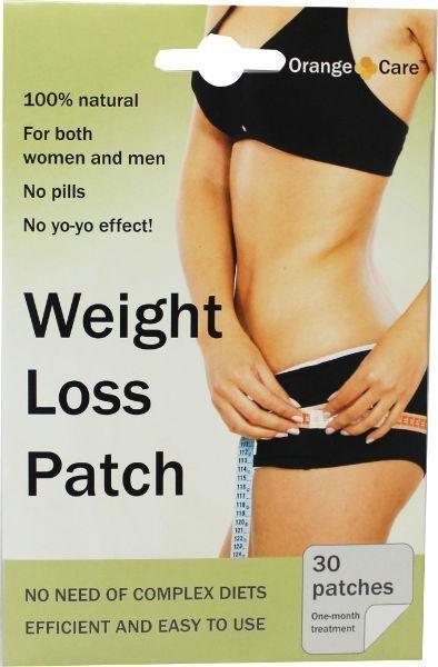 Orange Care Weight loss patch (30 stuks)