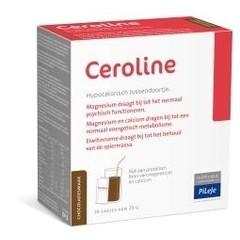 Pileje Ceroline sticks chocolade (14 stuks)