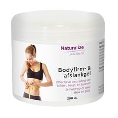 Naturalize Bodyfirm & afslankgel (300 ml)