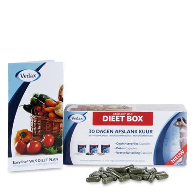 Easyline WLS dieet box (180 vcaps)