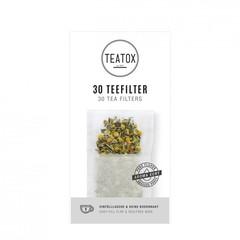 Teatox Bio Thee Teefilter (30 stuks)
