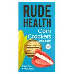 Rude Health Mais crackers (130 gram)