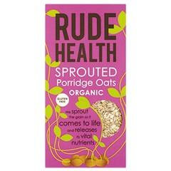 Rude Health Sprouted porridge oats (500 gram)