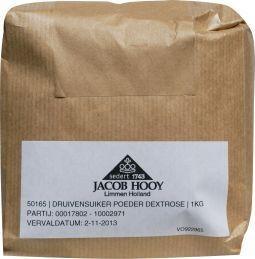 Jacob Hooy Jacob Hooy Druivensuiker poeder (1 kilogram)