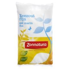 Zonnatura Zeezout fijn (500 gram)