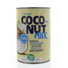 Terrasana Kokosmelk 22% vet (400 ml)