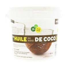 Purasana Bio kokosnootolie ontgeurd (500 ml)