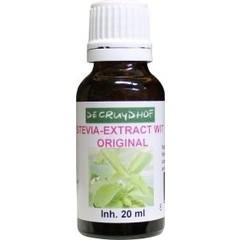 Cruydhof Stevia wit original (20 ml)