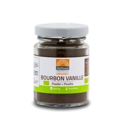 Mattisson Bourbon vanille poeder bio (30 gram)