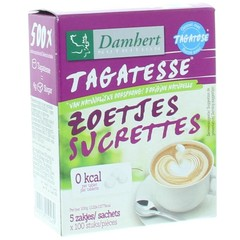 Damhert Tagatesse dispenser navul 5 x 100 stuks (500 stuks)