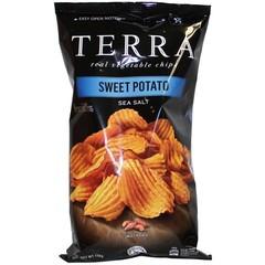 Terra Chips Chips sweet potato (110 gram)