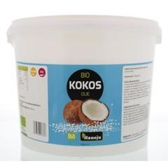Hanoju Kokosolie virgin bio (2500 ml)