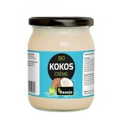 Hanoju Kokosnoot creme bio (500 gram)