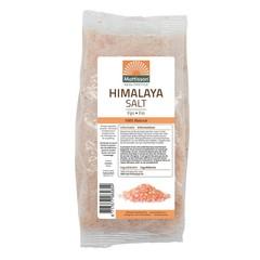 Mattisson Himalaya zout fijn navulzak (500 gram)