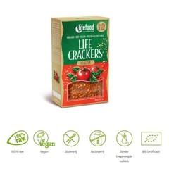 Lifefood Life crackers Italiaans (90 gram)