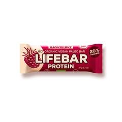 Lifefood Lifebar framboos (47 gram)
