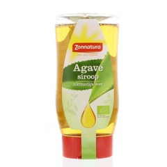 Zonnatura Agave siroop bio (345 gram)