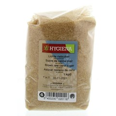 Hygiena Lichte rietsuiker (1 kilogram)