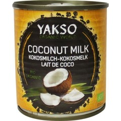 Yakso Kokosmelk (200 ml)