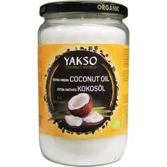 Yakso Kokosolie extra vierge (650 ml)