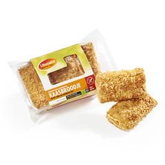 Liberaire Kaasbroodjes (3 stuks)
