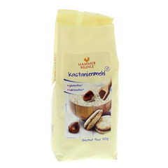 Hammermuhle Kastanjemeel (500 gram)