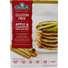Orgran Apple & cinnamon pancake mix (375 gram)