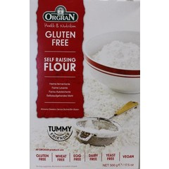 Orgran Self raising flour (500 gram)