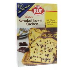 RUF Cakemix met stukjes chocolade (455 gram)