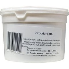 Le Poole Broodaroma (300 gram)
