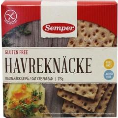 Semper Haverknackebrood (215 gram)