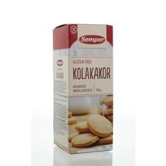 Semper Biscuit vanille (150 gram)