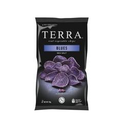 Terra Chips Blues blauwe aardappelchips (110 gram)