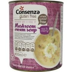 Consenza Champignonsoep (800 ml)