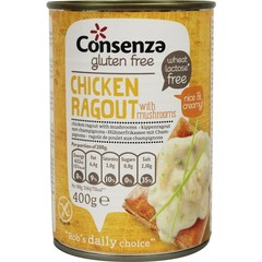 Consenza Kippenragout (400 gram)