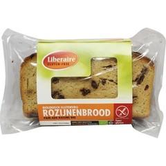 Liberaire Rozijnenbrood (200 gram)