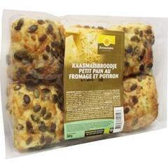 Zonnemaire Kaas mais broodje pompoenpit (300 gram)