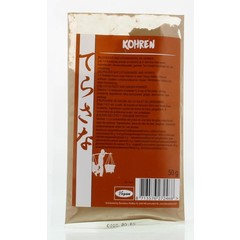 Terrasana Kohren lotuswortelpoeder (50 gram)