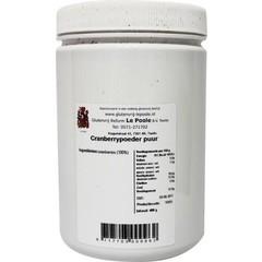 Le Poole Cranberry poeder puur (400 gram)