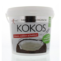 Lucovitaal Super raw food kokosolie ontgeurd (2 liter)