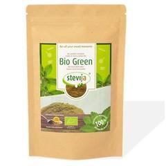 Stevija Gemalen steviablad (fijn) (100 gram)
